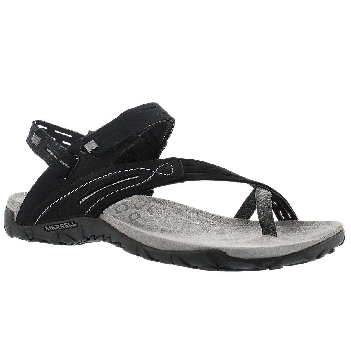 Women's TERRAN CONVERTIBLE II black sandals