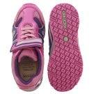 Grls Bernie fuchsia/violet sneaker