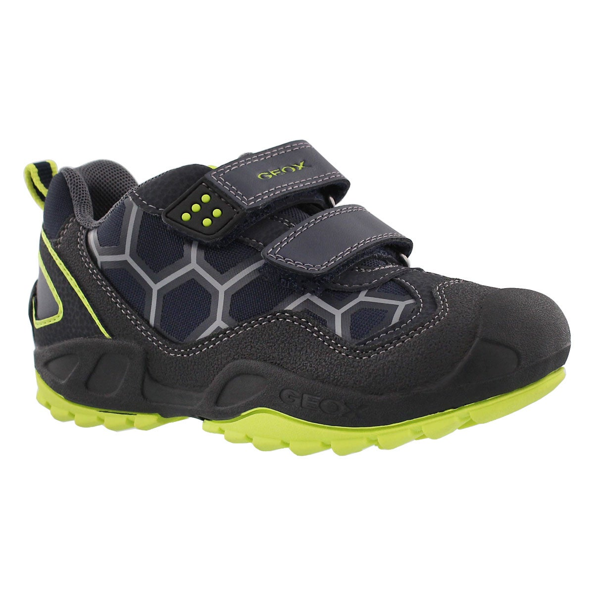 Bys New Savage nvy/lime sneaker