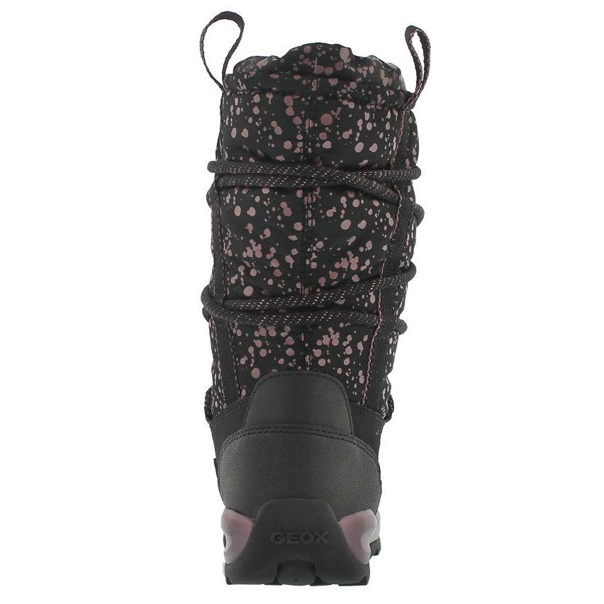 Grls Orizont B ABX black wpf  snow boot