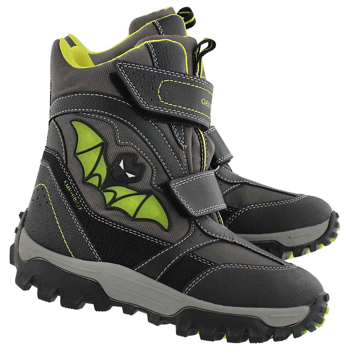 Bys LtHimalayaB ABX bk/lme winter boot