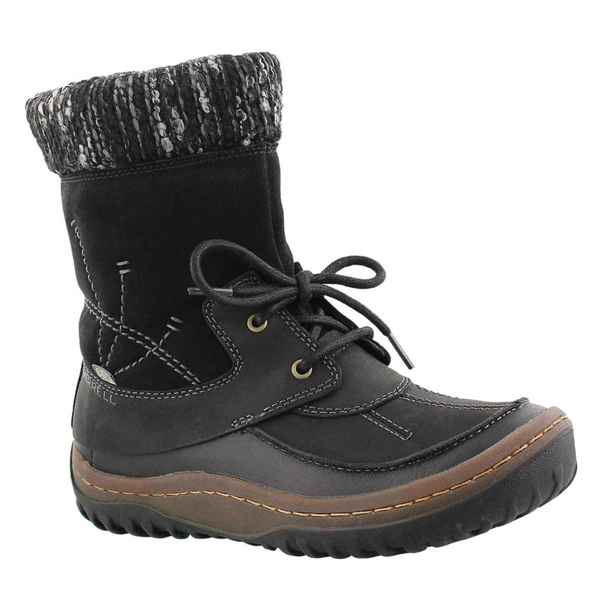 Lds Bolero blk wtrpf winter boot
