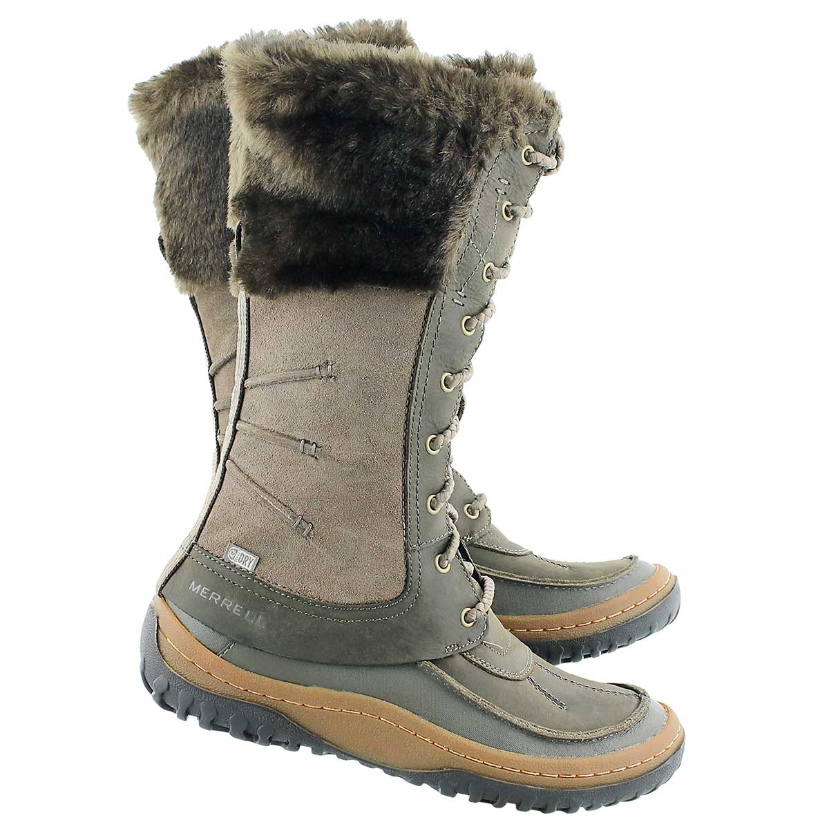 Lds Decora Prelude brn wtpf winterboot