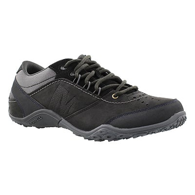 Merrell Men's WRAITH FIRE black hiking shoes