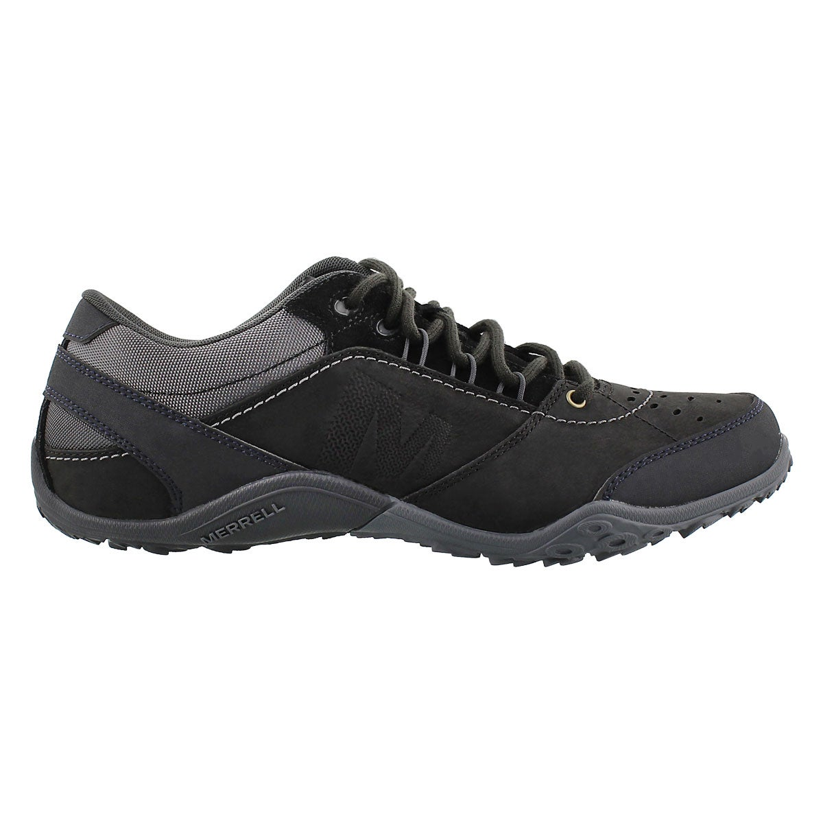 Mns Wraith Fire black hiking shoe