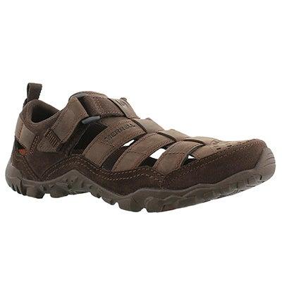 Mns Telluride Wrap clay sport sandal