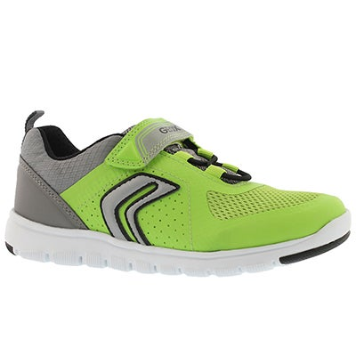 Bys Xunday lime/grey sneaker