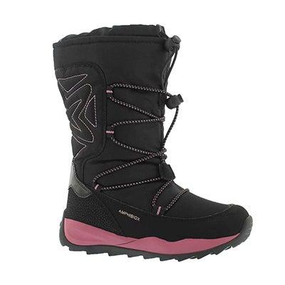 Grls Orizont B ABX blk wtpf winter boot