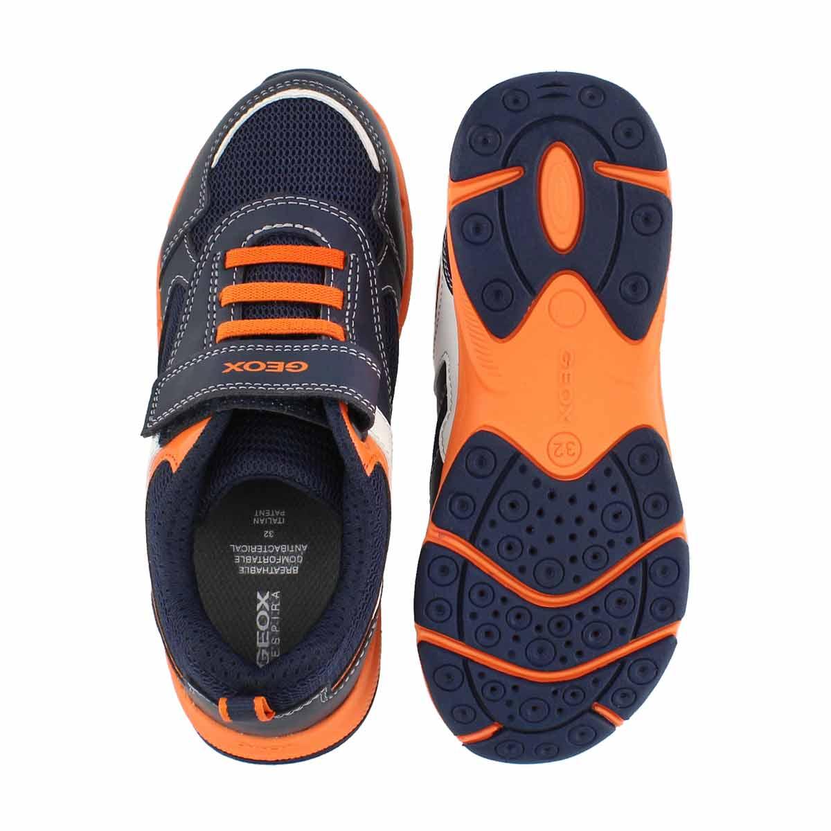 Bys J Hoshiko nvy/org sneaker