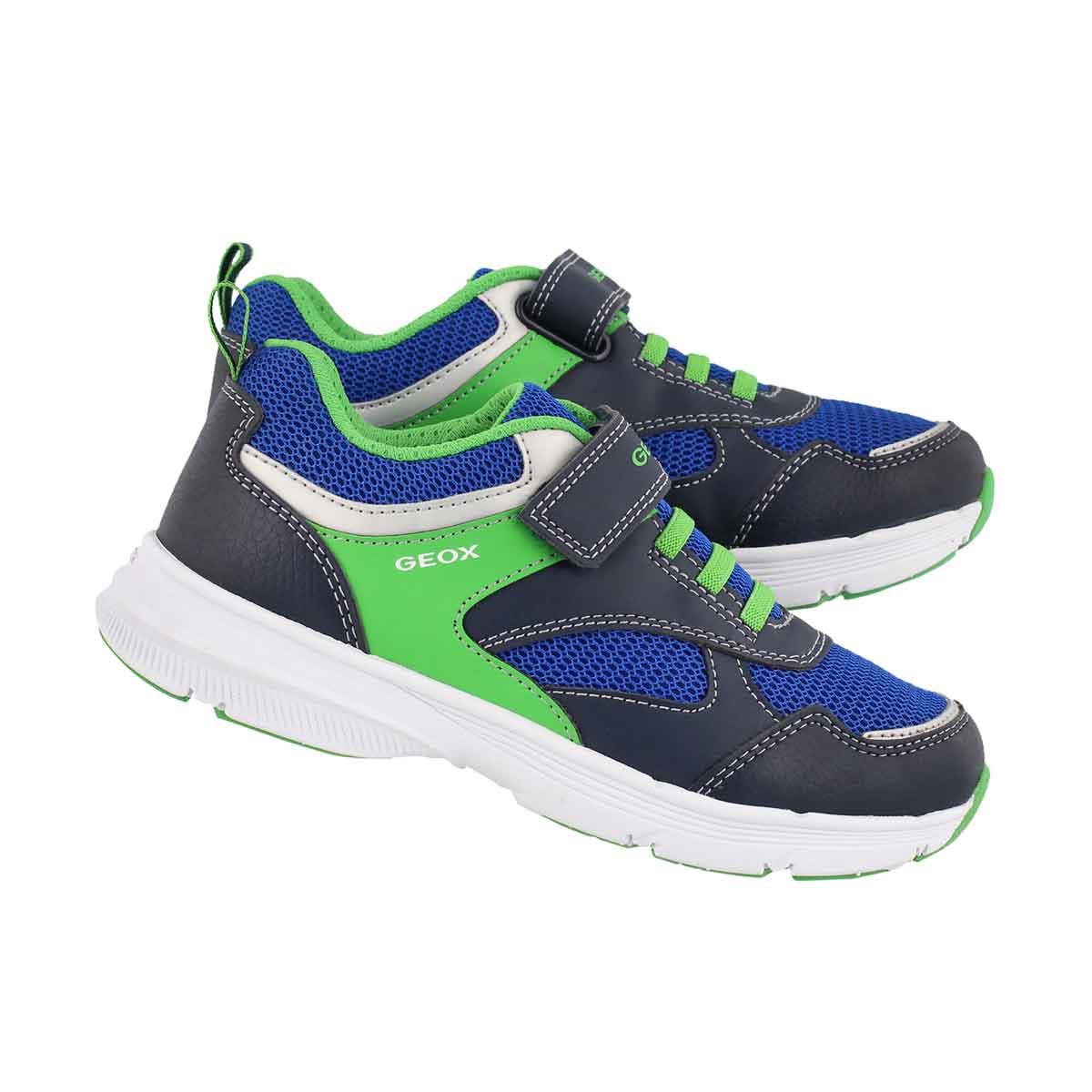 Bys J Hoshiko ryl/grn sneaker