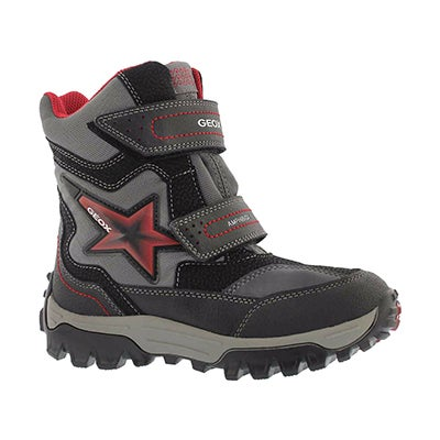 Bys Himalaya ABX blk/red winter boot