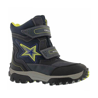 Bys Himalaya ABX grey/royal winter boot
