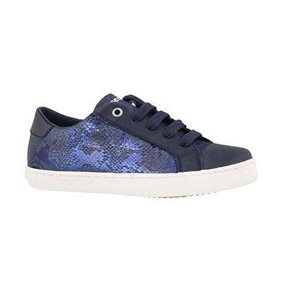 Grls J Gisli navy sneaker