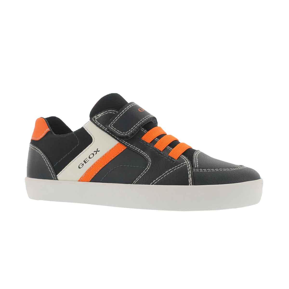 Bys J Gisli nvy/org sneaker