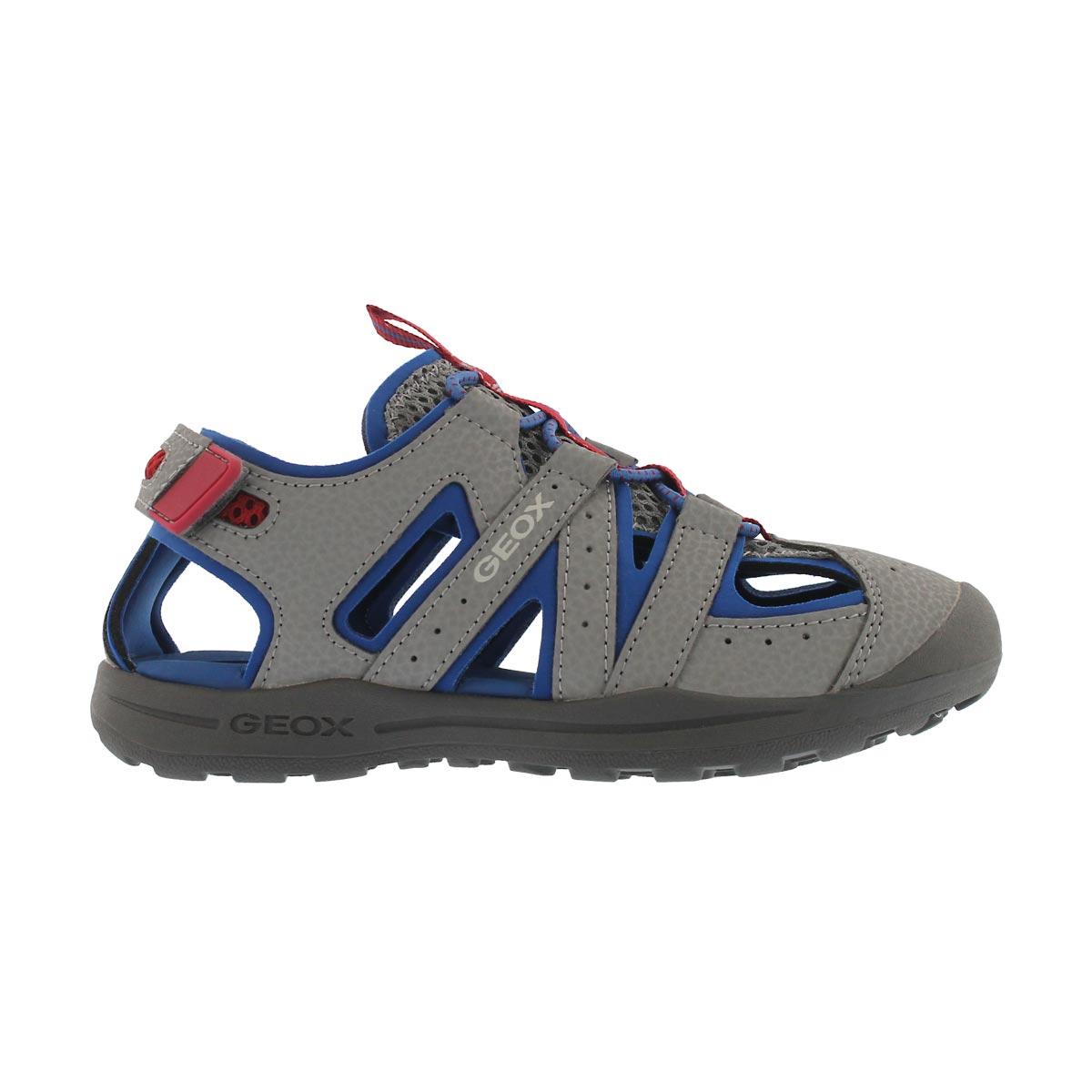 Bys J Vaniett gry/ryl fisherman sandal