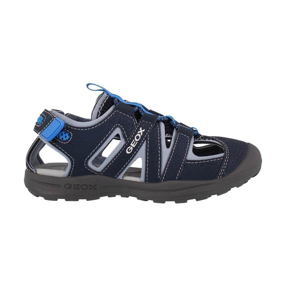 Bys J Vaniett nvy/sky fisherman sandal