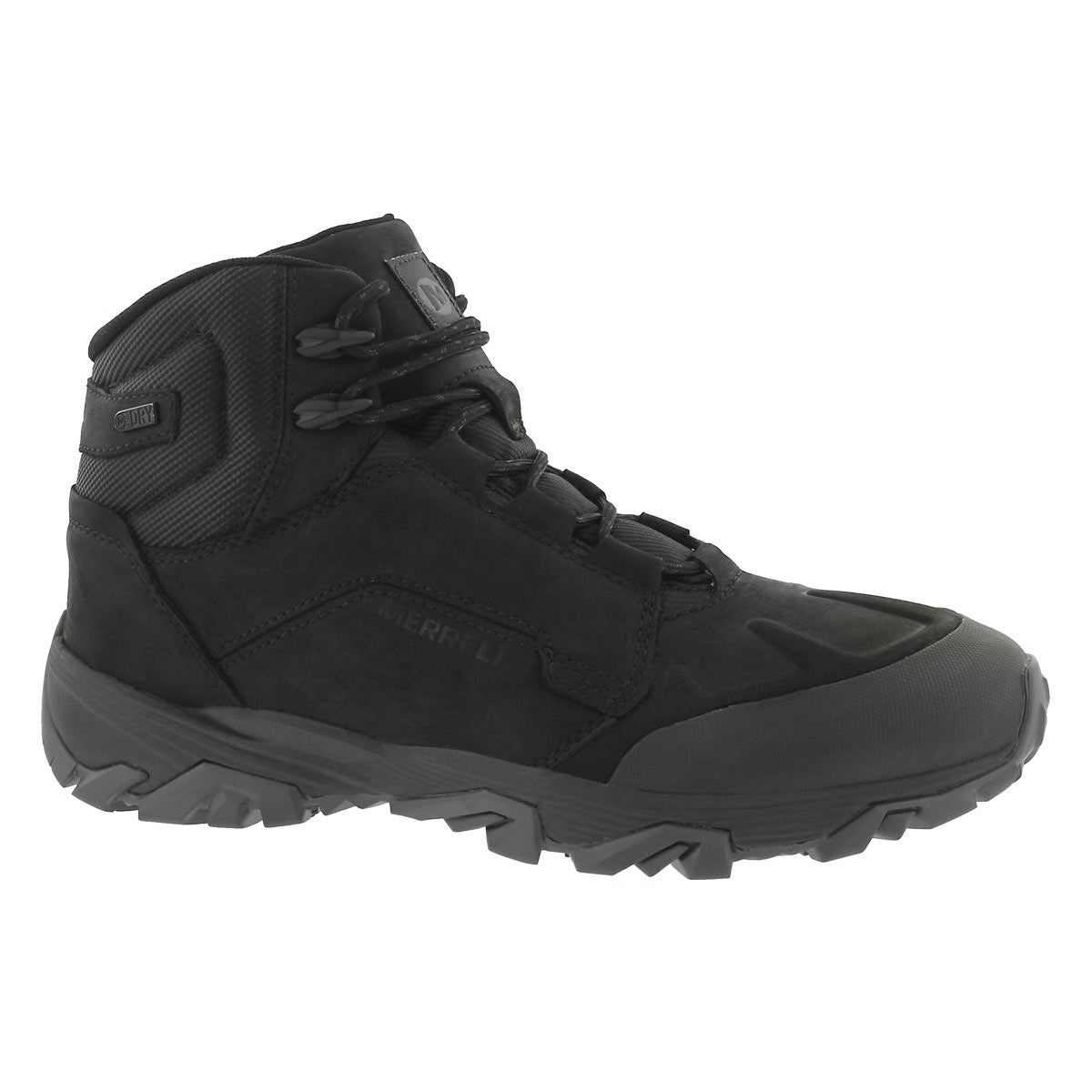 Men's COLDPACK ICE black wtpf winter boots