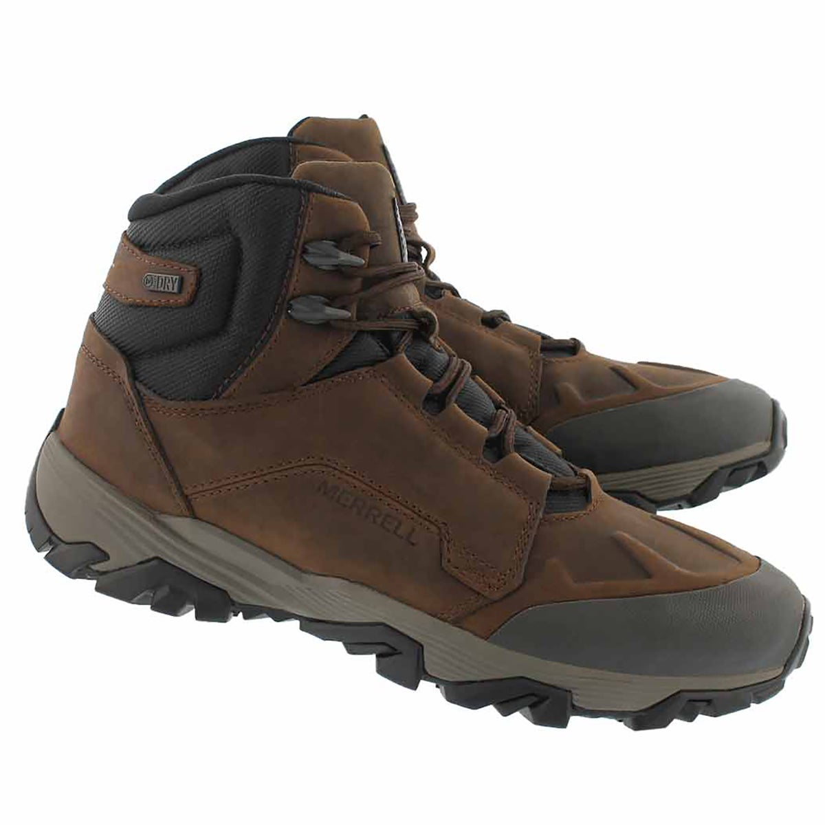 Mns Coldpack Ice clay wtpf winter boot