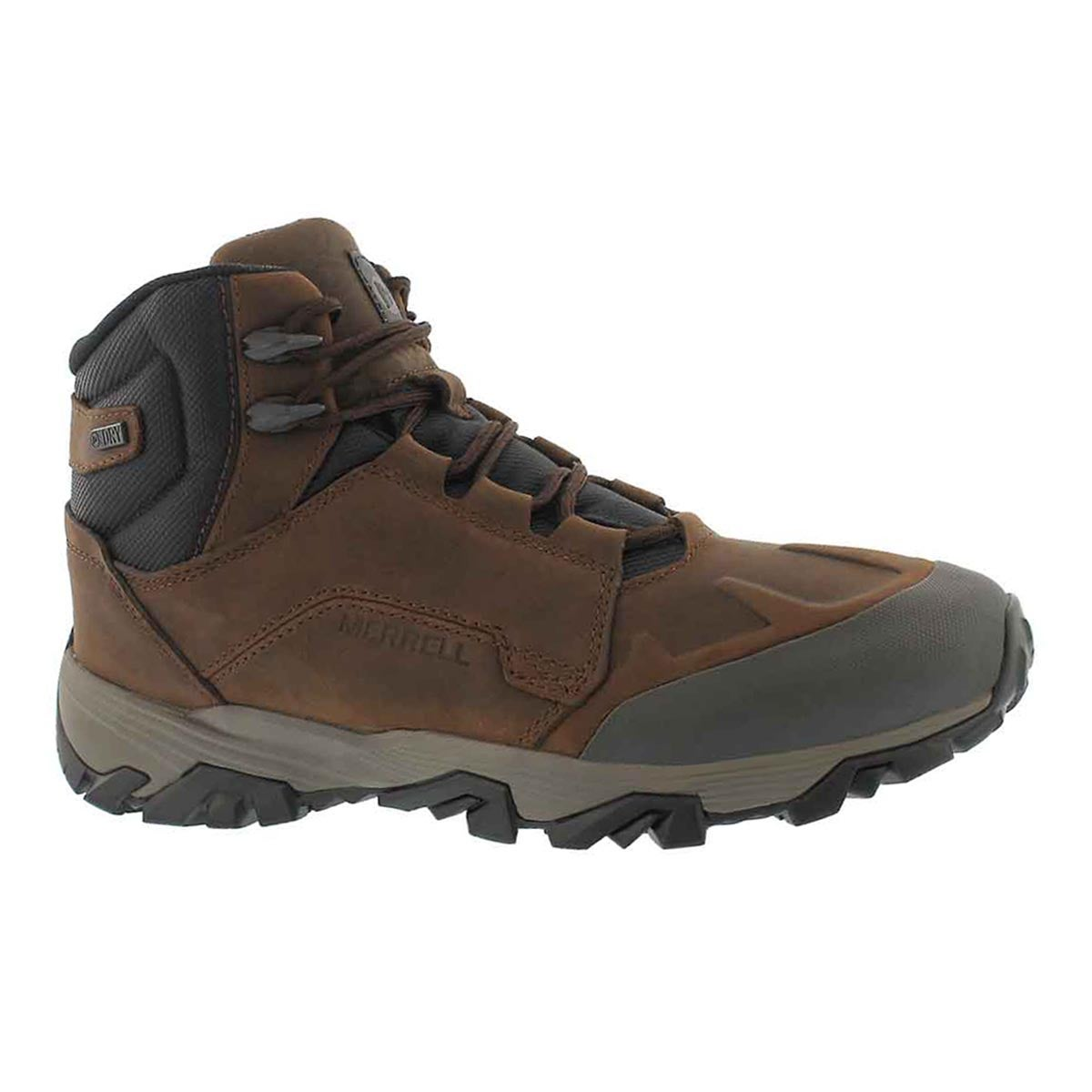 Men's COLDPACK ICE clay waterproof winter boots