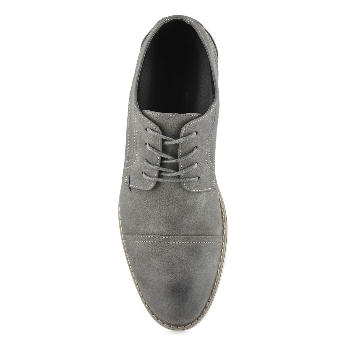 Mns Jack2 grey lace up casual oxford