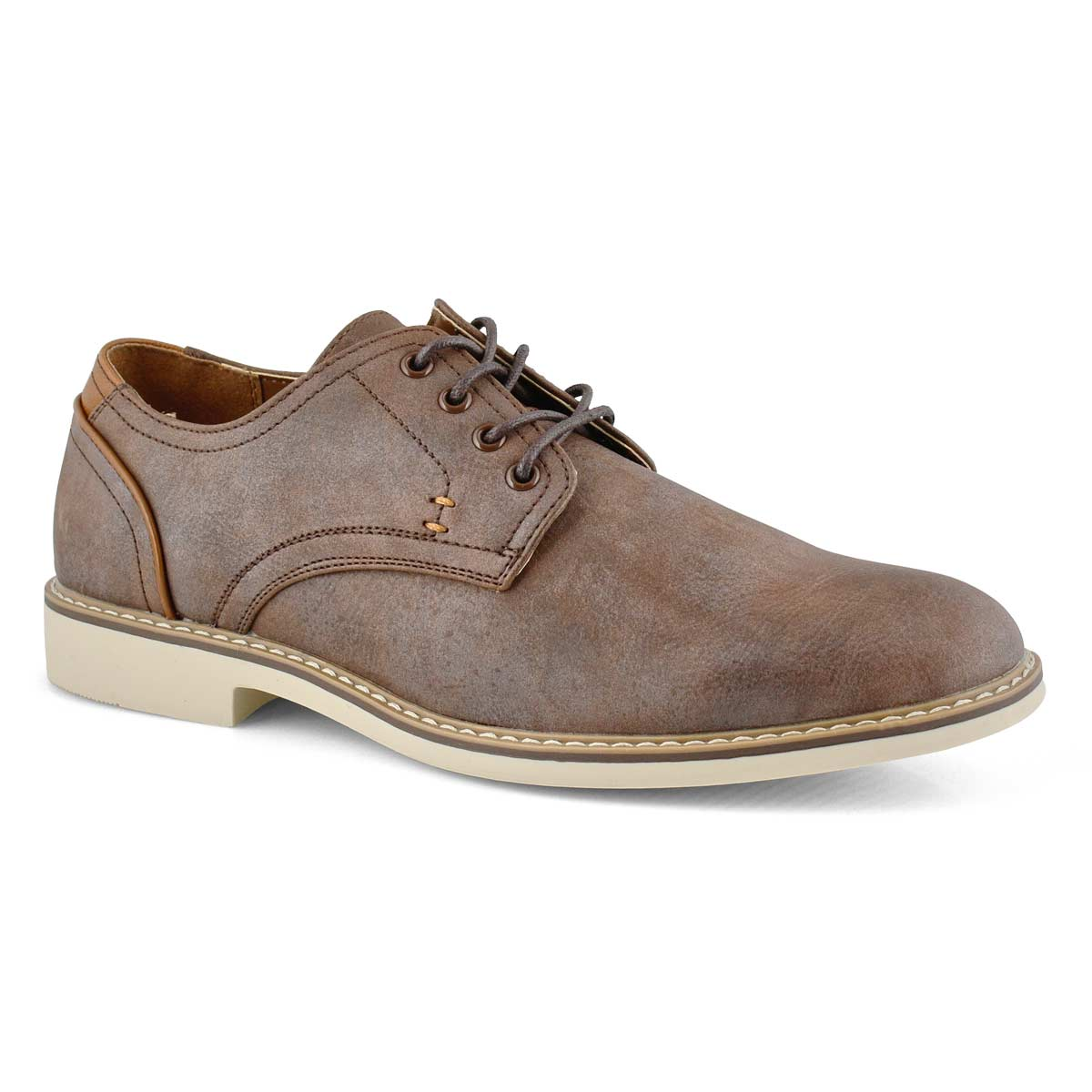 Mns Jamie brown lace up casual oxford