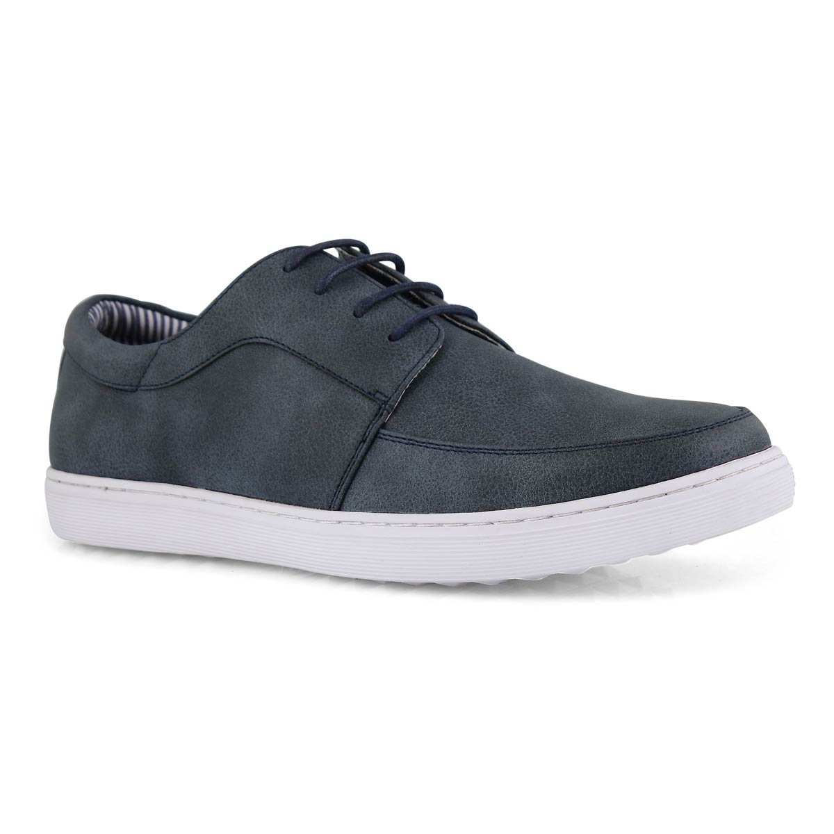 Mns Jamieson navy casual lace up shoe