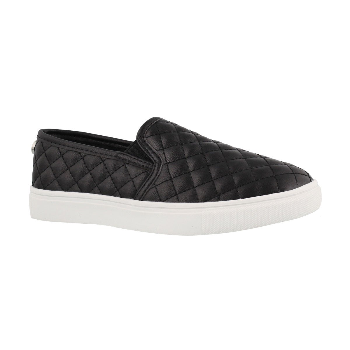 Grls J Ecentrcq black casual slipon shoe