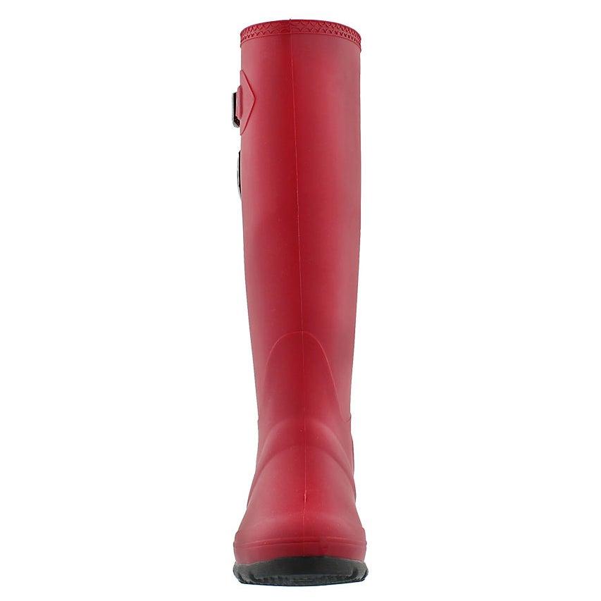 Kamik-Women-039-s-Jennifer-Side-Buckle-Tall-Rain-Boot