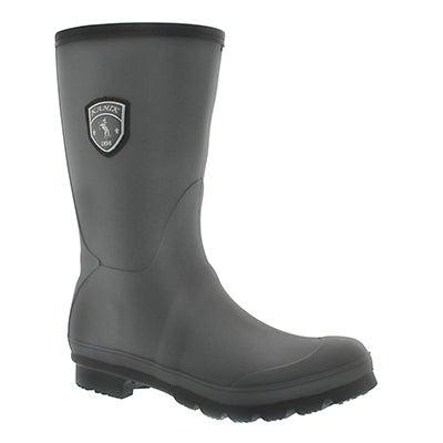 Kamik Women's JENNY charcoal rain boots