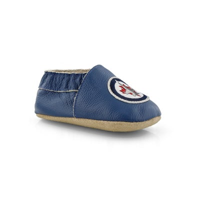 Infs Jets blue slipper