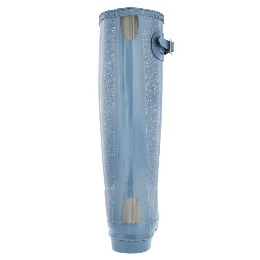 Grls Orig.Glitter blue sky rain boot