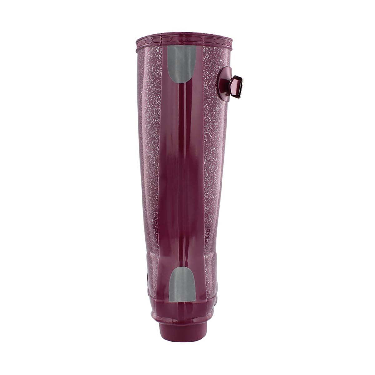 Hunter-Boots-Girls-039-Original-Kids-Glitter-Rain-Boot