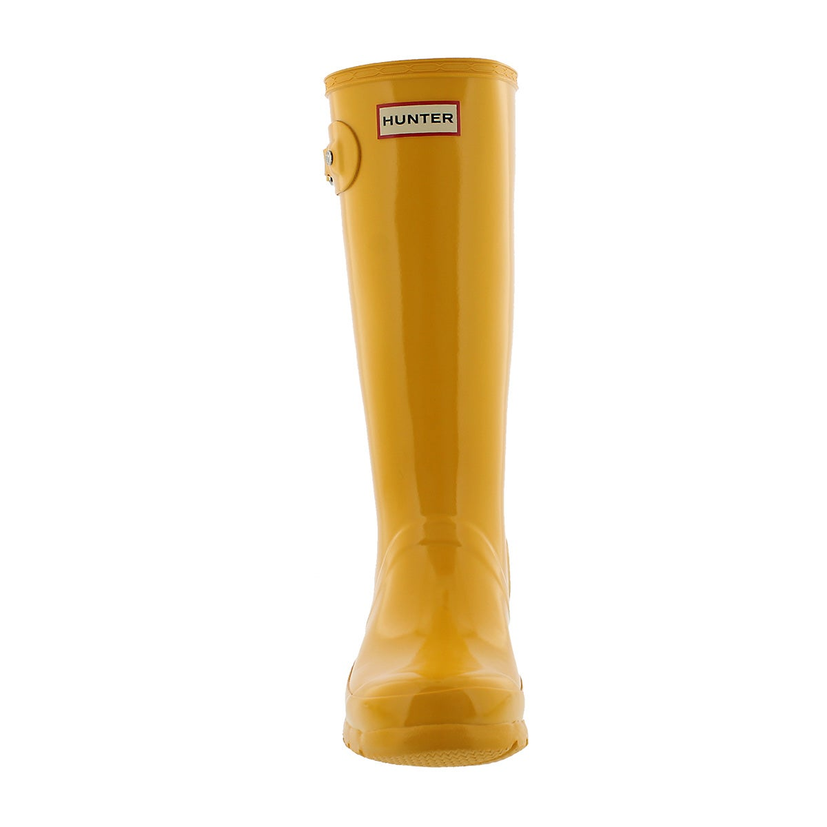 Grls Original Gloss yellow rain boot