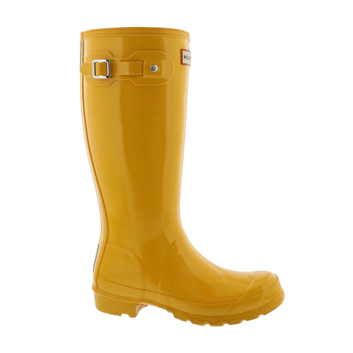 Girls' ORIGINAL GLOSS yellow rain boots