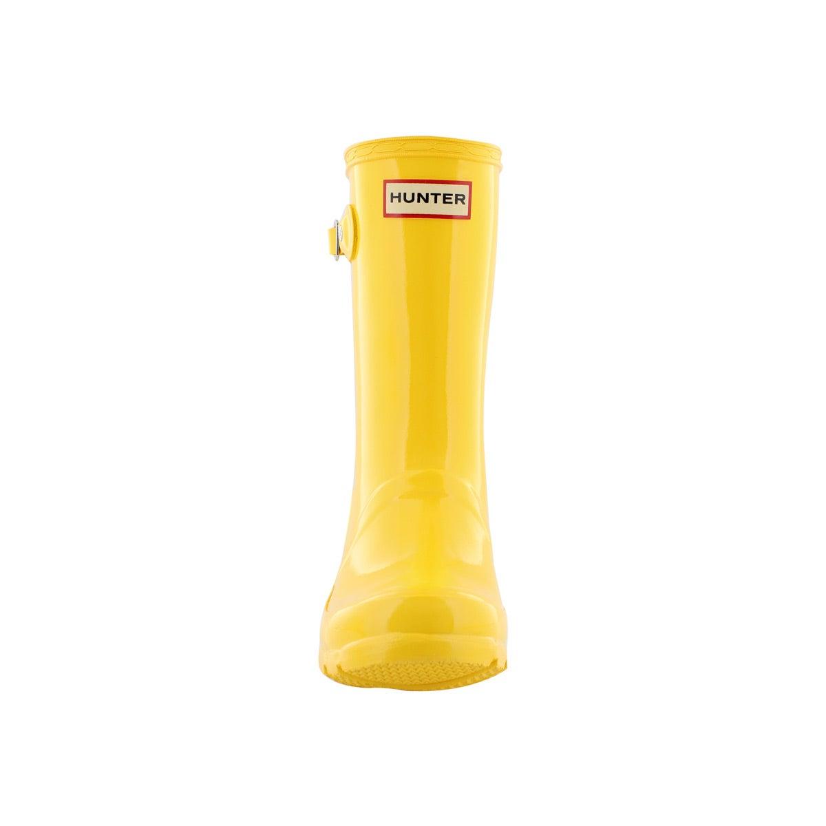 Grls Original Gloss sunlight rain boot