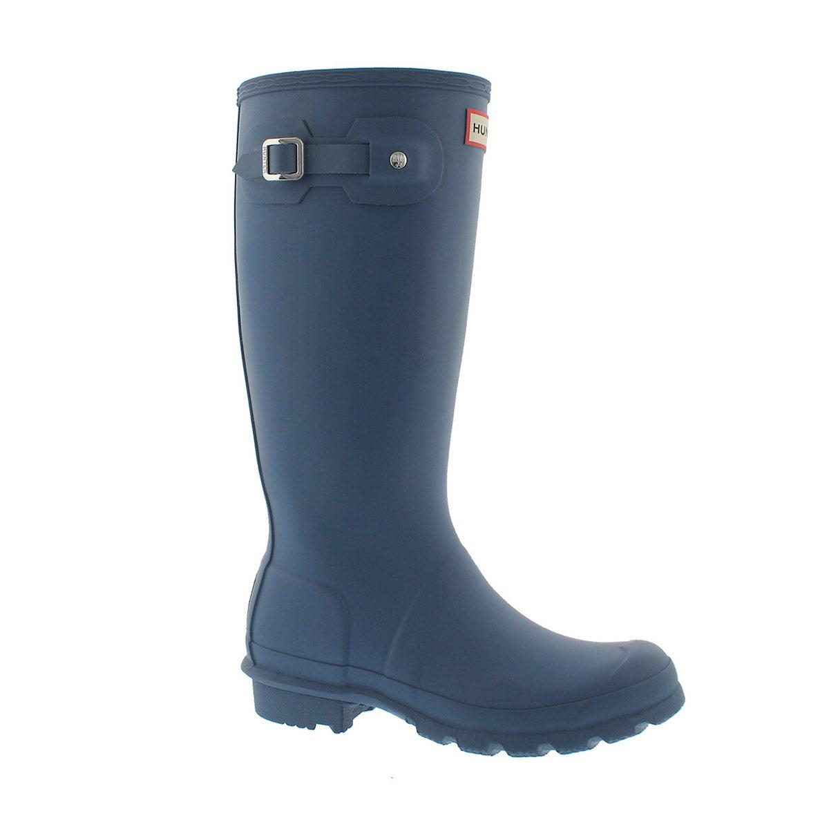 Girls' ORIGINAL YOUNG earth blue rain boots