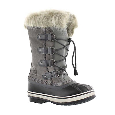 Grls Joan Of Arctic quarry winter boot