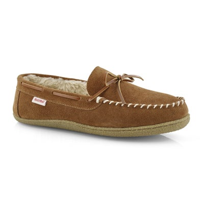 Mns Joe spice fleece lined mocassin