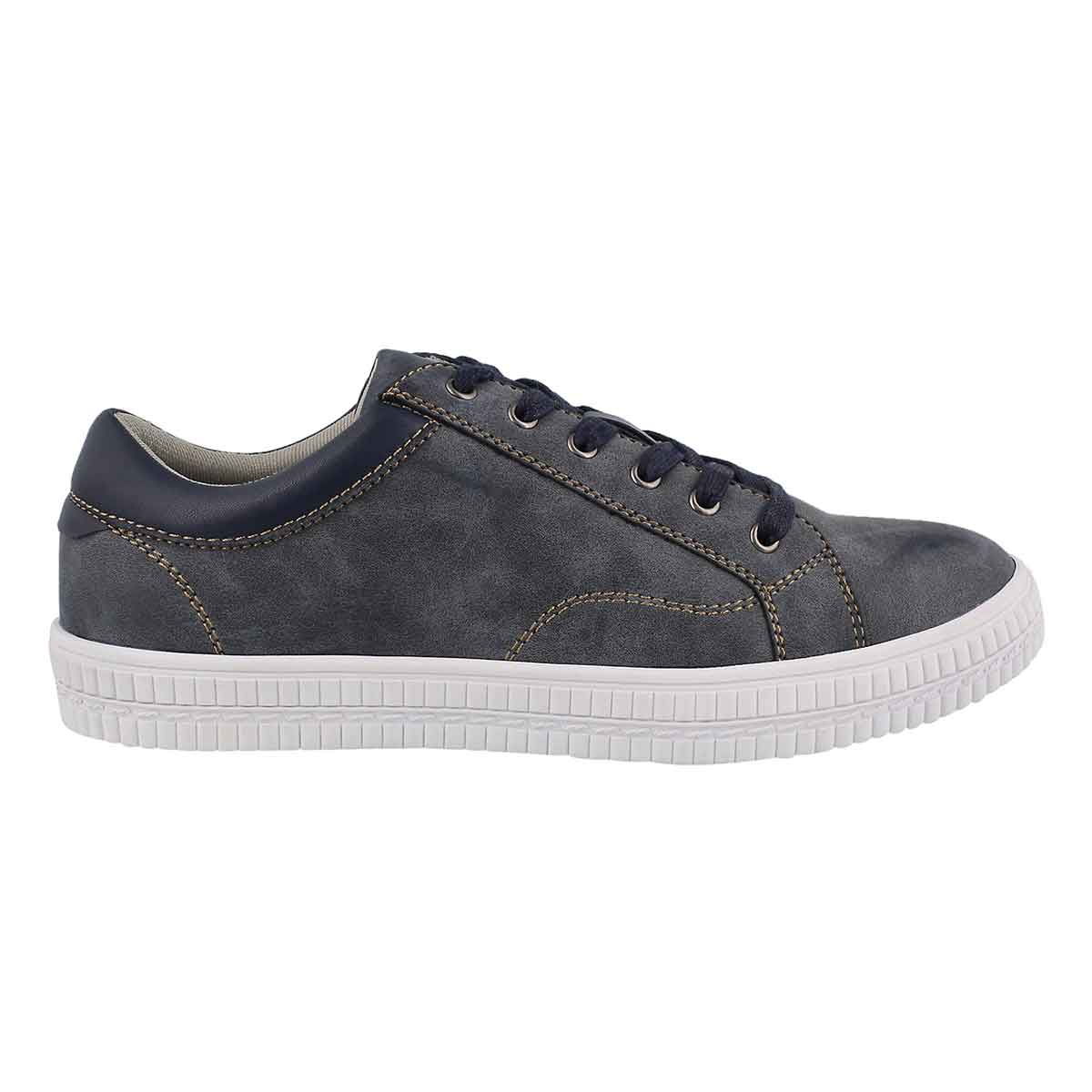 Mns Jorge navy lace up sneaker