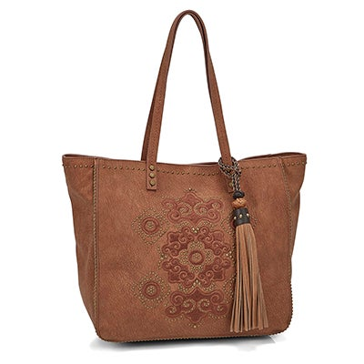 Lds JRaven saddle tote bag
