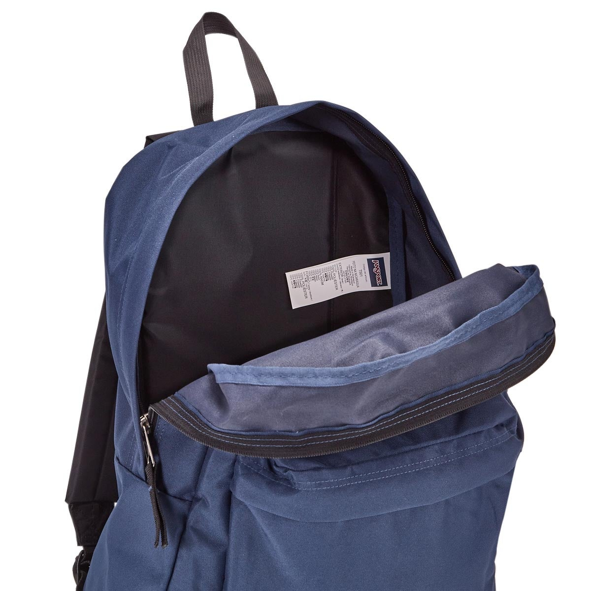 Jansport Superbreak navy backpack