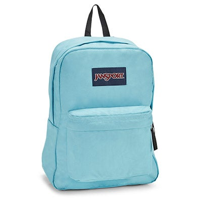 Jansport Superbreak blue topaz backpack