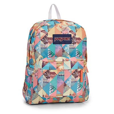 Jansport Superbreak vntg vction backpack