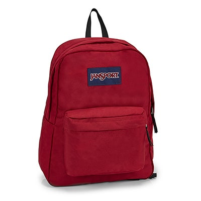 Jansport Superbreak red backpack