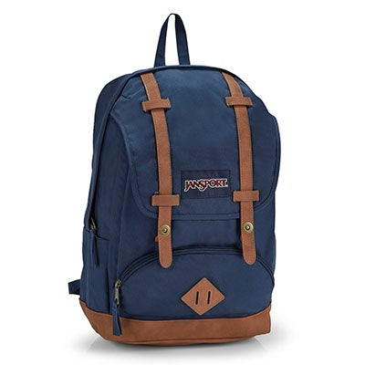 Jansport Cortlandt navy backpack