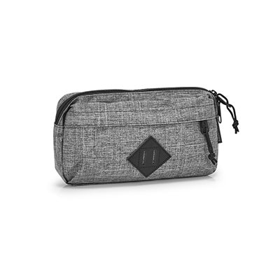 Jansport Waisted htrd grey fanny pack