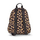 Jansport Half Pint gltr hearts backpack