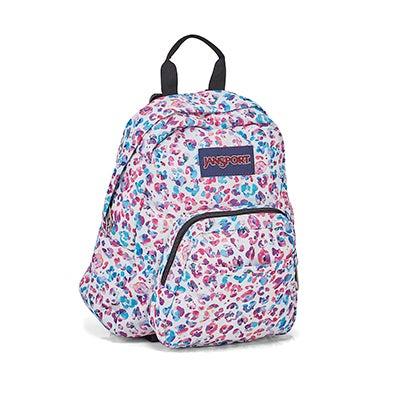 Jansport Half Pint leo dots backpack