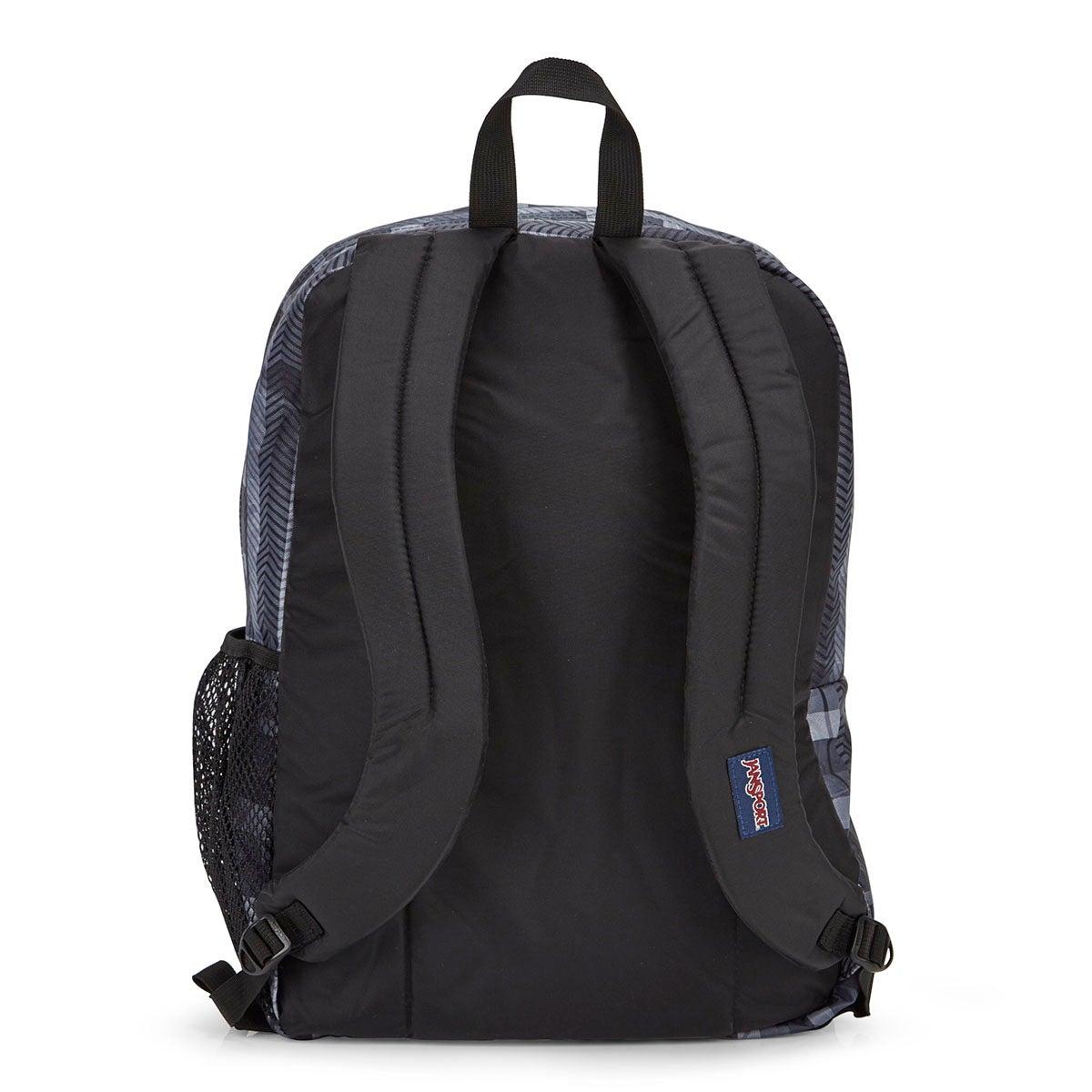 Jansport Big Student chevrons backpack