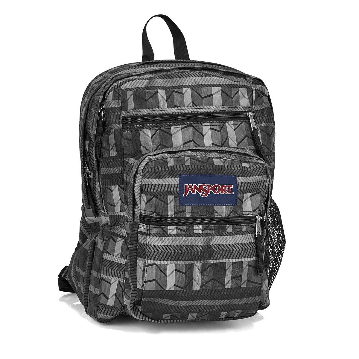 Unisex BIG STUDENT chevrons backpack